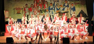 Showtanzgruppe Red Fire
