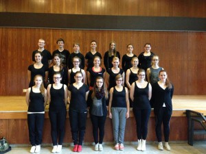 Showtanzgruppe Can't Stop